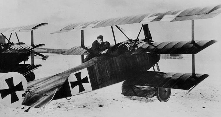 IMG 1 - Fokker
